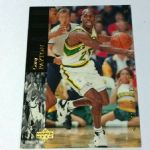 1993-94 Upper Deck SE Seattle Supersonics Basketball Card #131 Gary Payton